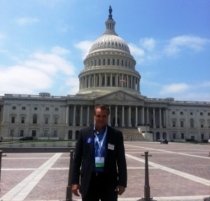CMS Brian Kelly, in Washington DC