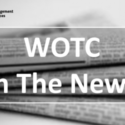 work opportunity tax credit in the news wotc