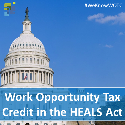 Work Opportunity Tax Credit Provision in the HEALS Act