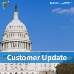 Customer Update